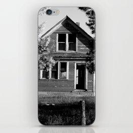 Spirit House iPhone Skin