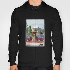 Fisherman Bear Hoody
