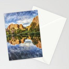 Colorful Colorado by Lena Owens/OLena Art Stationery Cards