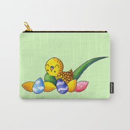 Easter Egg Keet Carry-All Pouch
