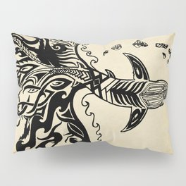 The Protector Pillow Sham