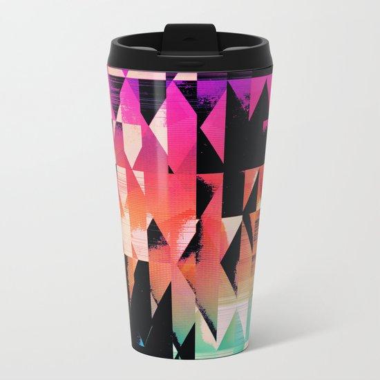 symmyr glyss Metal Travel Mug