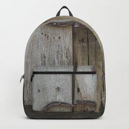 Rustic Country Americana Backpack