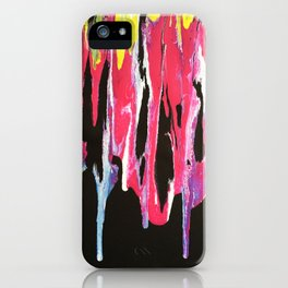 Tears of Colour iPhone Case