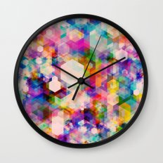 Bitmap Wall Clock