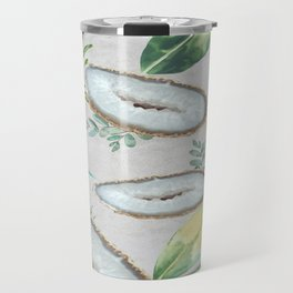 Aura Gemstone Travel Mug