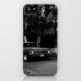 Nova IV iPhone Case