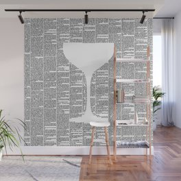 The Great Gatsby Wall Mural