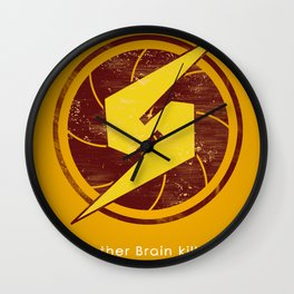 Samus Hero Wall Clock