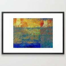 Piccolo Regata Framed Art Print