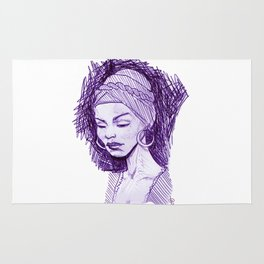 Madame Laveau Rug