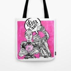 Valentine's Day (Olive Hue) Tote Bag