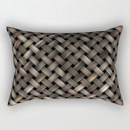 Woven texture Rectangular Pillow