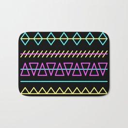 Neon Tribe Bath Mat