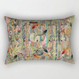 Another Relaxing Sunday Rectangular Pillow