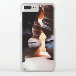 The torch Clear iPhone Case