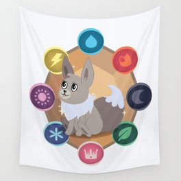 Evolution Possibilities  Wall Tapestry