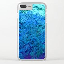 Pisces - Zodiac Sign Clear iPhone Case
