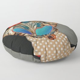 Doggie Time Floor Pillow