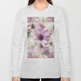Spring Daisies Long Sleeve T-shirt