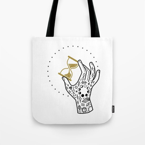 Wait Tote Bag