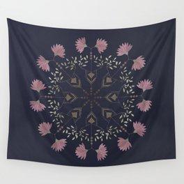 Henrietta Medallion Wall Tapestry