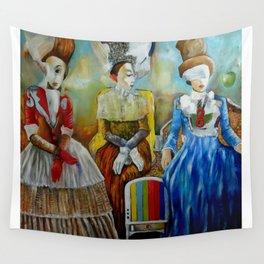 El Patio Wall Tapestry