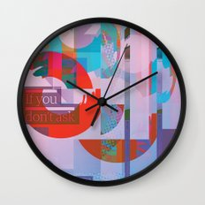 If You Don't Ask Wall Clock