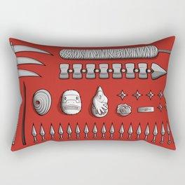 aktsuki Rectangular Pillow