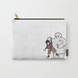 Big Hero 6 - Baymax and Hiro Carry-All Pouch