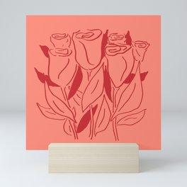 Rosey Life Mini Art Print