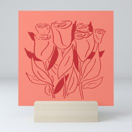 Rosey Life Mini Art Print