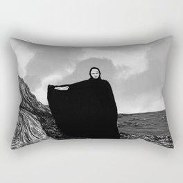 det sjunde inseglet Rectangular Pillow