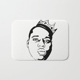 King Biggie Bath Mat
