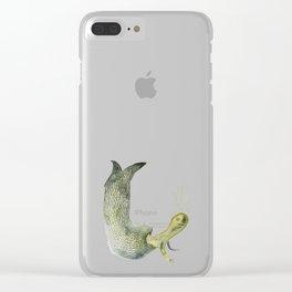 BLUB Clear iPhone Case