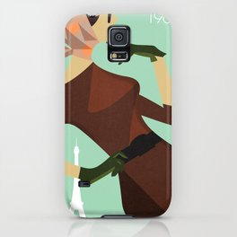 Paris 1960 iPhone Case
