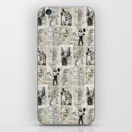 Universal Monster Pattern iPhone Skin