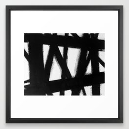 No. 63 Framed Art Print