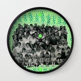 We Don't Need No Education Wall Clock