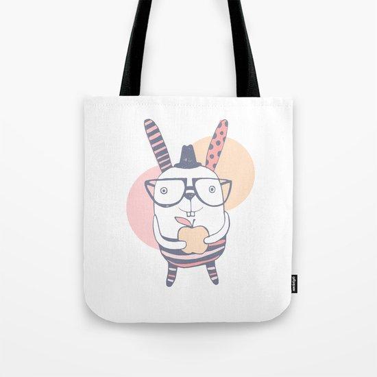 Mr.Rabbit Tote Bag