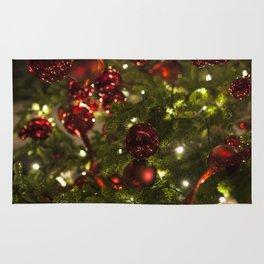 Christmas Ornaments Rug