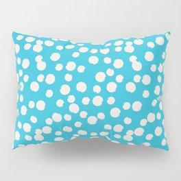 Brushstroke Circles Pillow Sham
