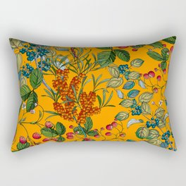 Vintage Garden VII Rectangular Pillow