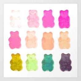 Compulsive Candy  Kunstdrucke