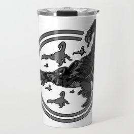 Scorpion GREY 2 Travel Mug