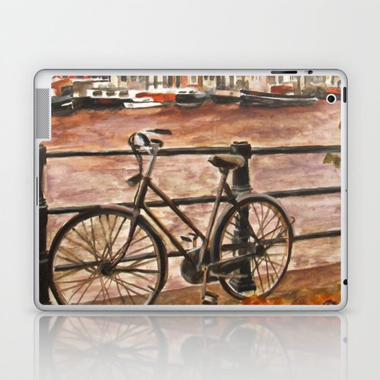 Going Dutch (red) Laptop & iPad Skin