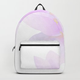 Morning Dew on the Petals Backpack