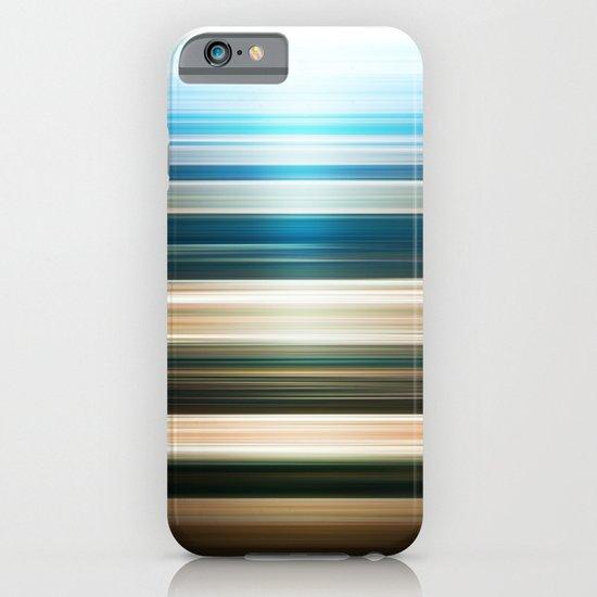 Canyon Stripes iPhone & iPod Case