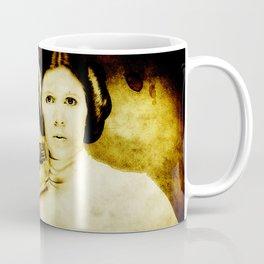 Vintage Leia Coffee Mug