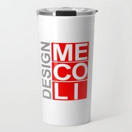 Mecoli Design Travel Mug